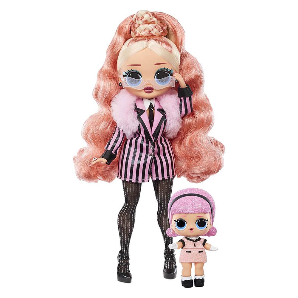 Кукла LOL Surprise OMG Winter Chill Big Wig Зимний Отдых
